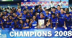 IPL 2008 Winner Team - Rajasthan Royals
