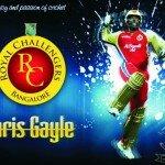 Chris Gayle IPL 8 Wallpaper