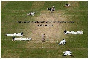 Sir Ravindra Jadeja Jokes