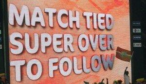 Super Over in IPL
